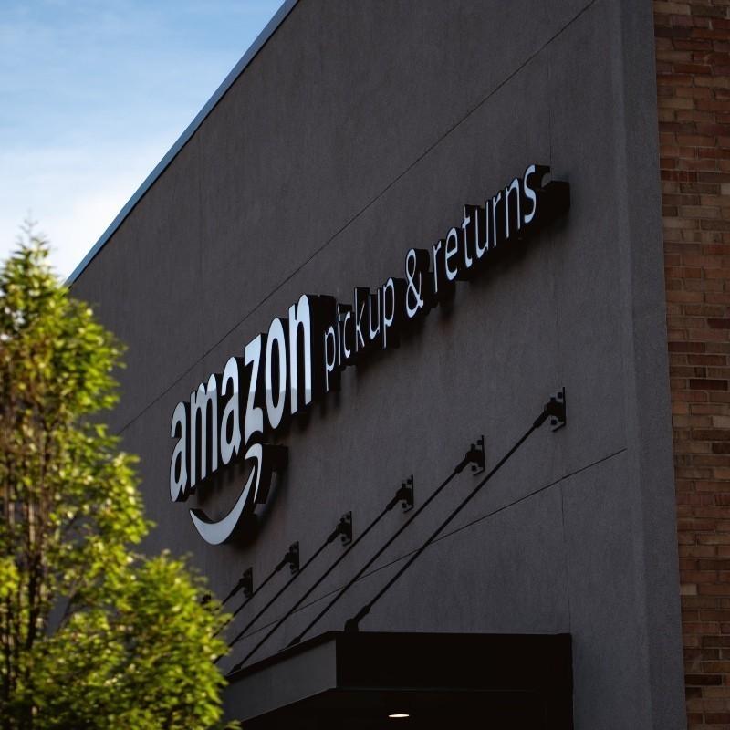 Amazon κατάστημα