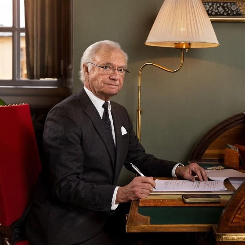 Βασιλιάς Σουηδίας: «Νομίζω αποτύχαμε» στη διαχείριση της πανδημίας