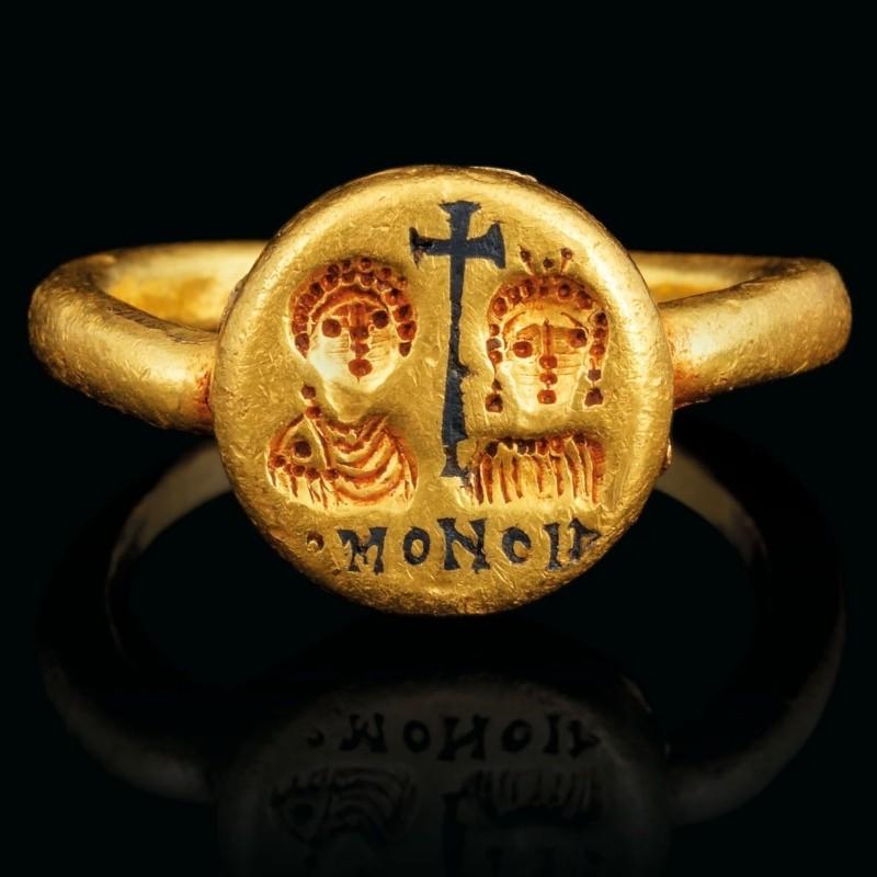 βυζαντινό δαχτυλίδι