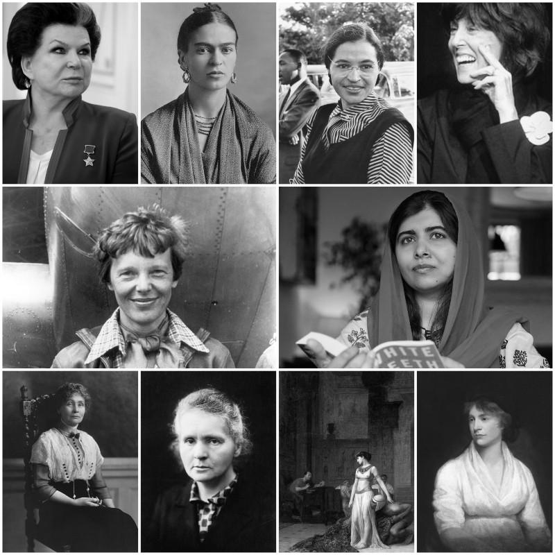 Οι 10 πιο δυναμικές γυναίκες όλων των εποχών