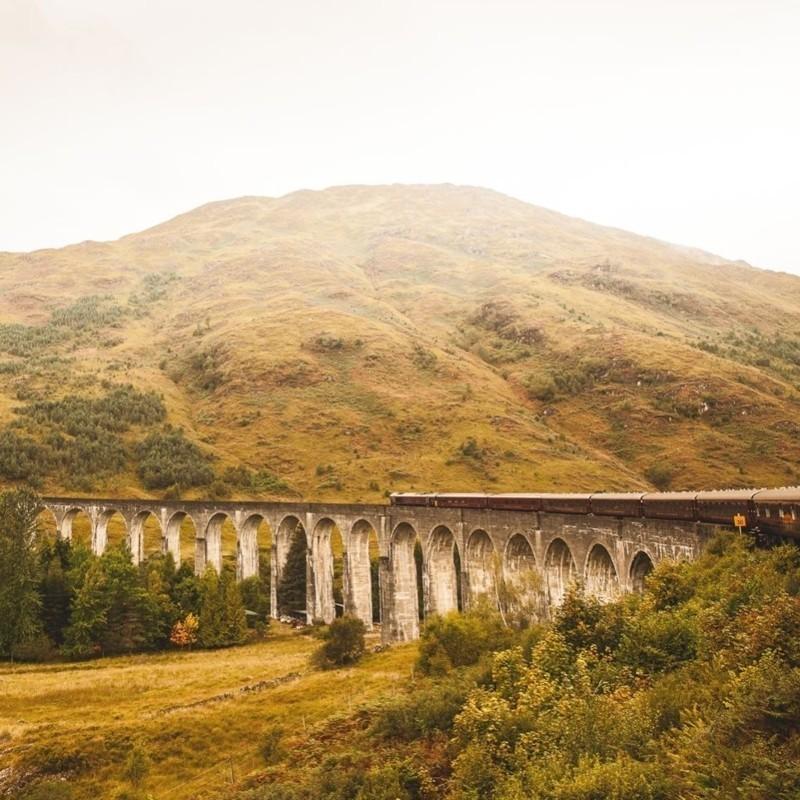 ταξίδι με τρένο