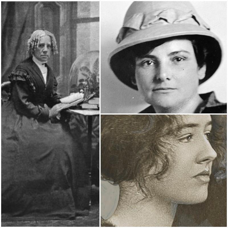 3 «πρώτες» γυναίκες που χάθηκαν στο πέρασμα του χρόνου