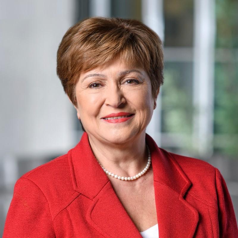 Κρισταλίνα Γκεοργκίεβα: Μόνο αν βοηθήσουμε τους ευάλωτους στη μάχη με την κλιματική αλλαγή, θα ορθοποδήσουμε οικονομικά μετά την πανδημία