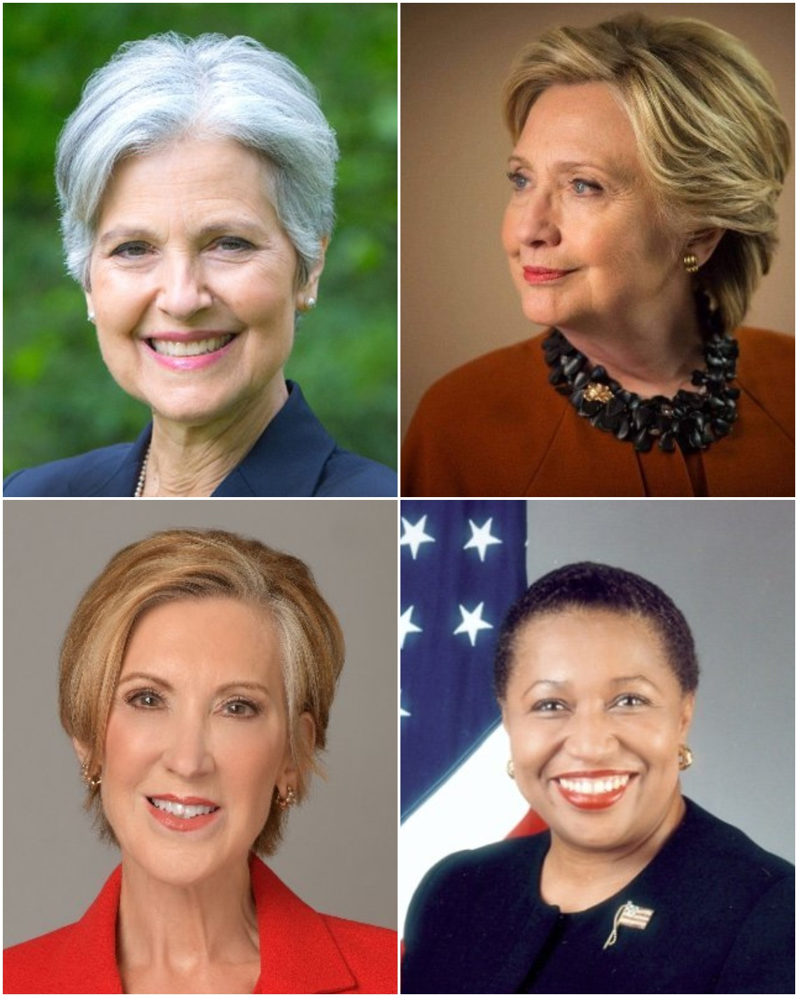 Οι γυναίκες άνω των 50 που διεκδίκησαν την προεδρία των ΗΠΑ