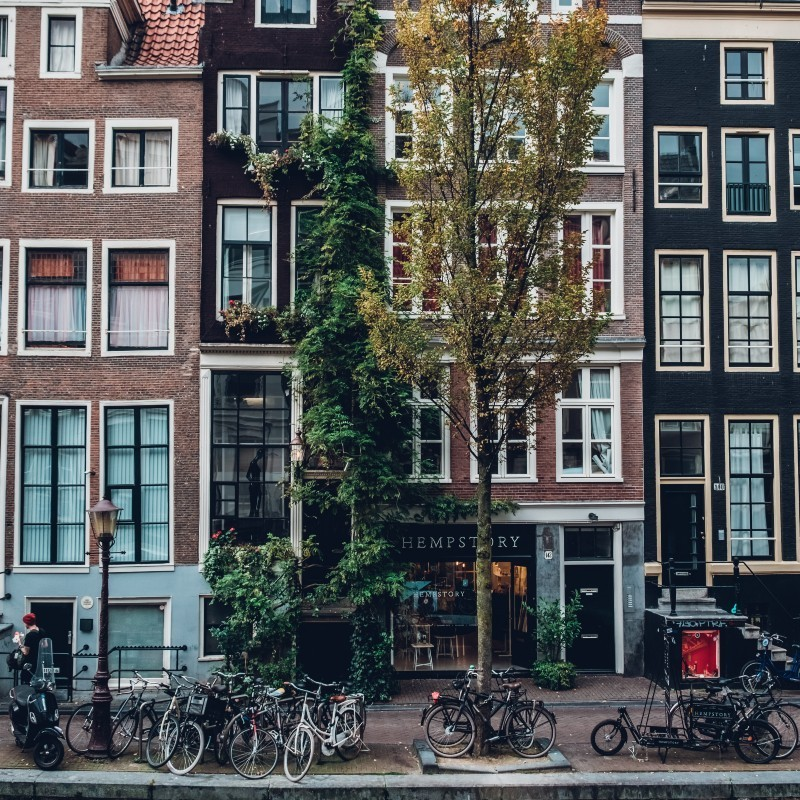 Πώς η «αιώνια έχθρα» μεταξύ Άμστερνταμ και Ρότερνταμ βοήθησε το περιβάλλον