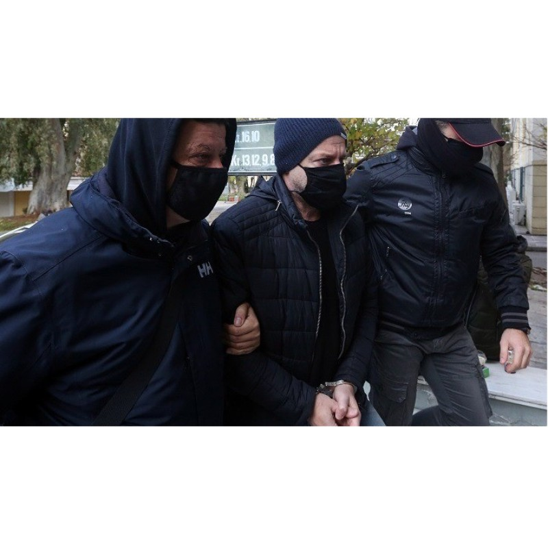 Στις φυλακές Τρίπολης μεταφέρεται ο Δημήτρης Λιγνάδης