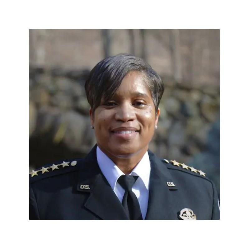 Πάμελα Σμιθ: Η πρώτη Μαύρη επικεφαλής του παλαιότερου αστυνομικού σώματος των ΗΠΑ