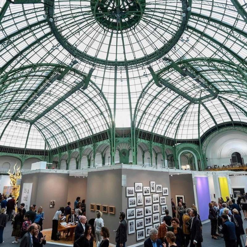 Παρίσι: Δυναμική επιστροφή στην πρωτιά της αγοράς τέχνης