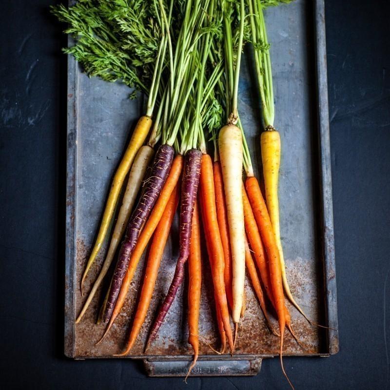 αγγούρι και καρότο