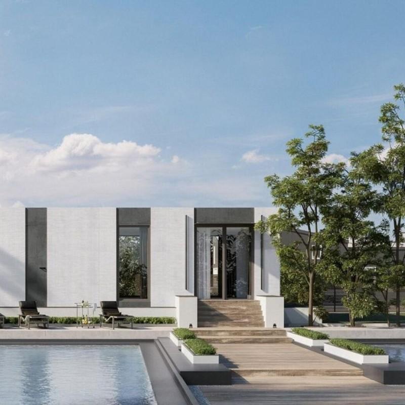 H πρώτη γειτονιά από 3D εκτυπωτή κάνει τη διαφορά στη βιώσιμη αρχιτεκτονική