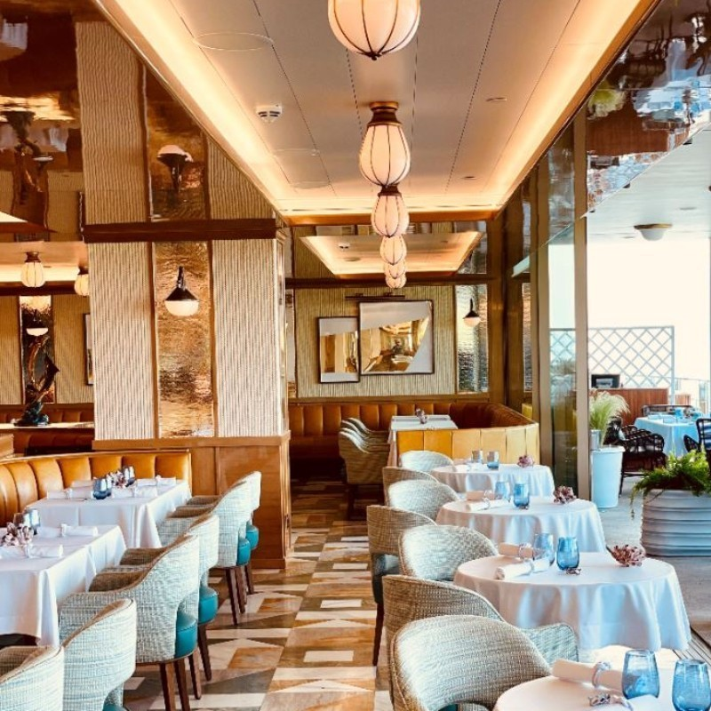 To εστιατόριο Pelagos ανοίγει τις πόρτες του στο Four Seasons Athens