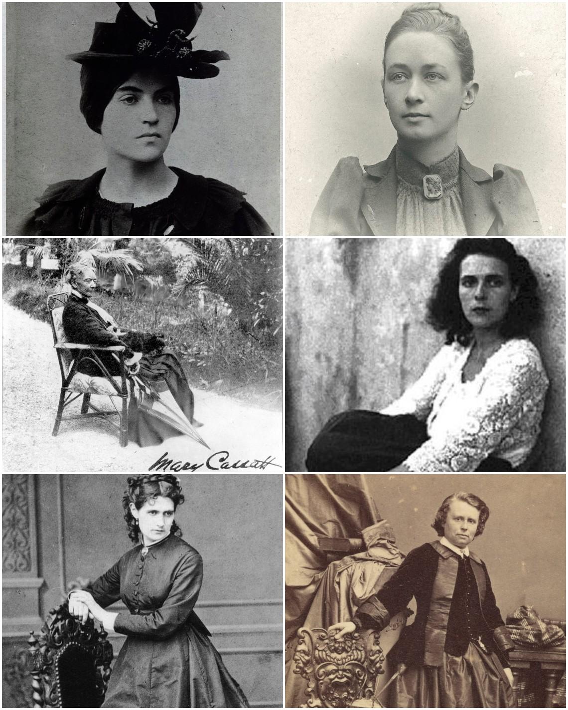 6 καλλιτέχνιδες που ήταν μπροστά από την εποχή τους