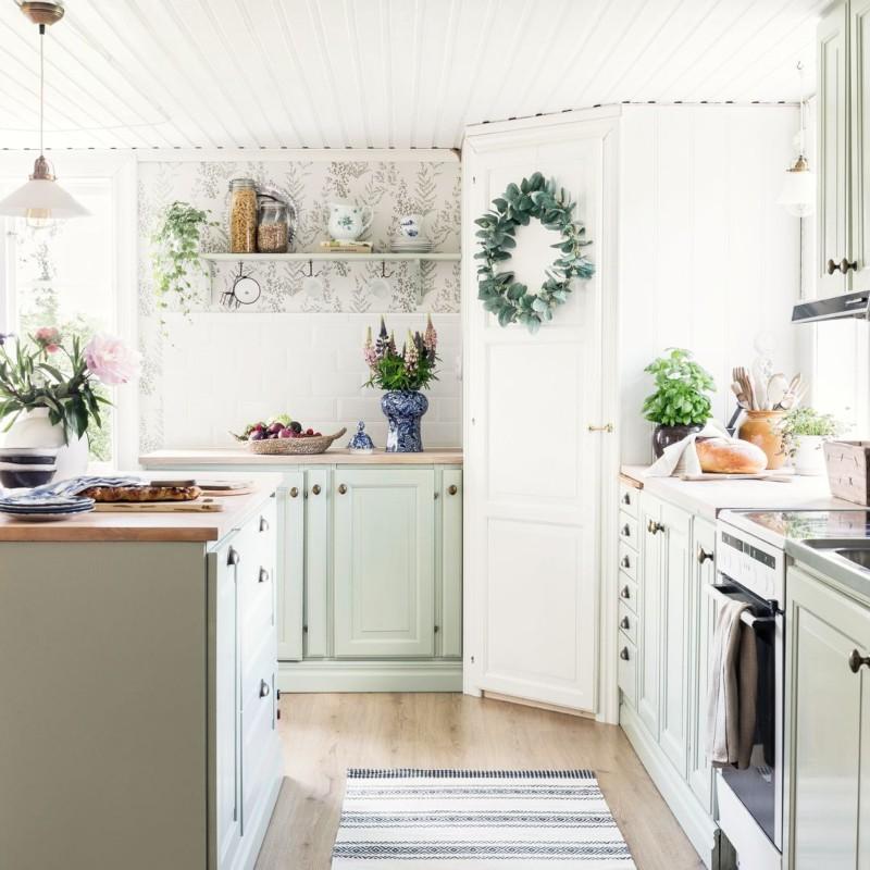 5 λόγοι που το country style θα είναι πάντα ιδανικό για μία κουζίνα