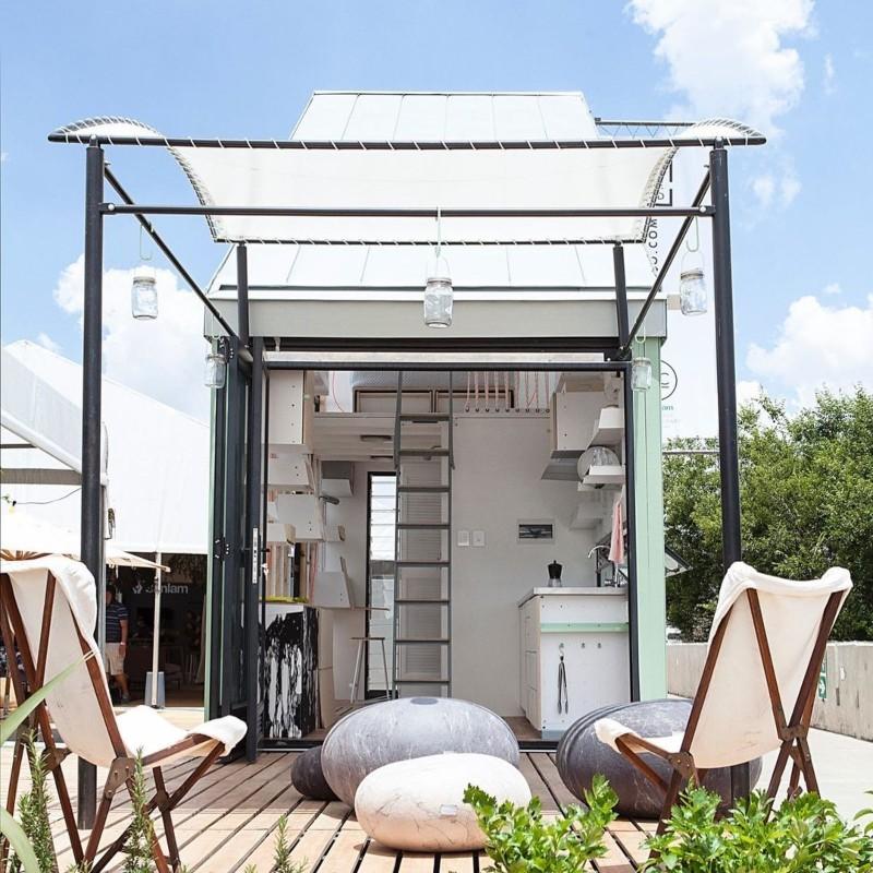 Ένα μικροσκοπικό σπίτι κάνει την επανάσταση στο sustainable design
