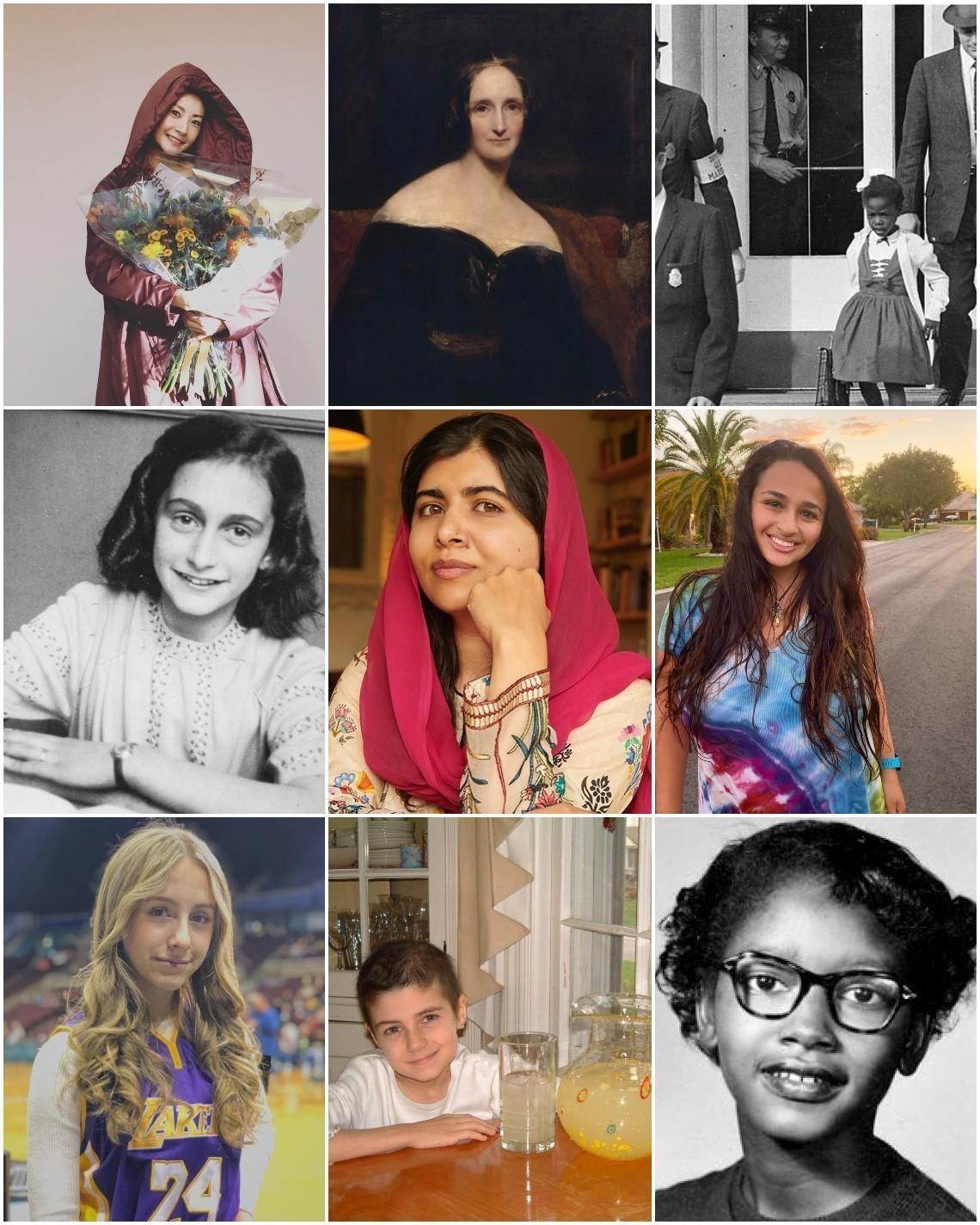 Τα κορίτσια που άλλαξαν τον κόσμο